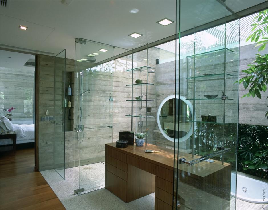 Дом в Сингапуре от WOW Architects