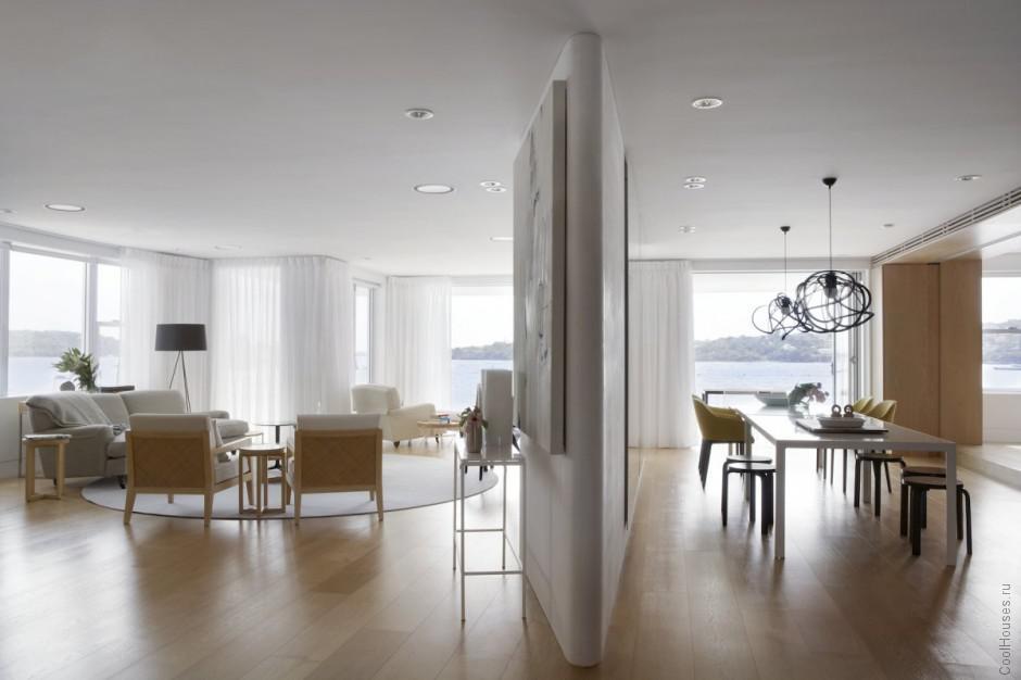 Реконструкция квартиры 40-ых годов