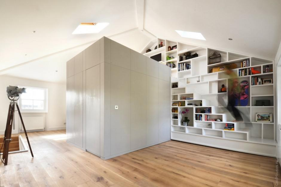 Дизайн интерьера частного дома в Лондоне