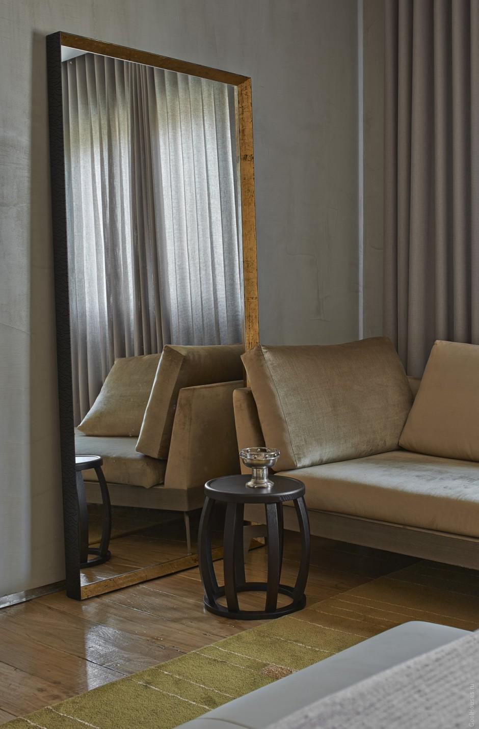 Интерьер внутри дома в Бразилии. Фото от Архитектора