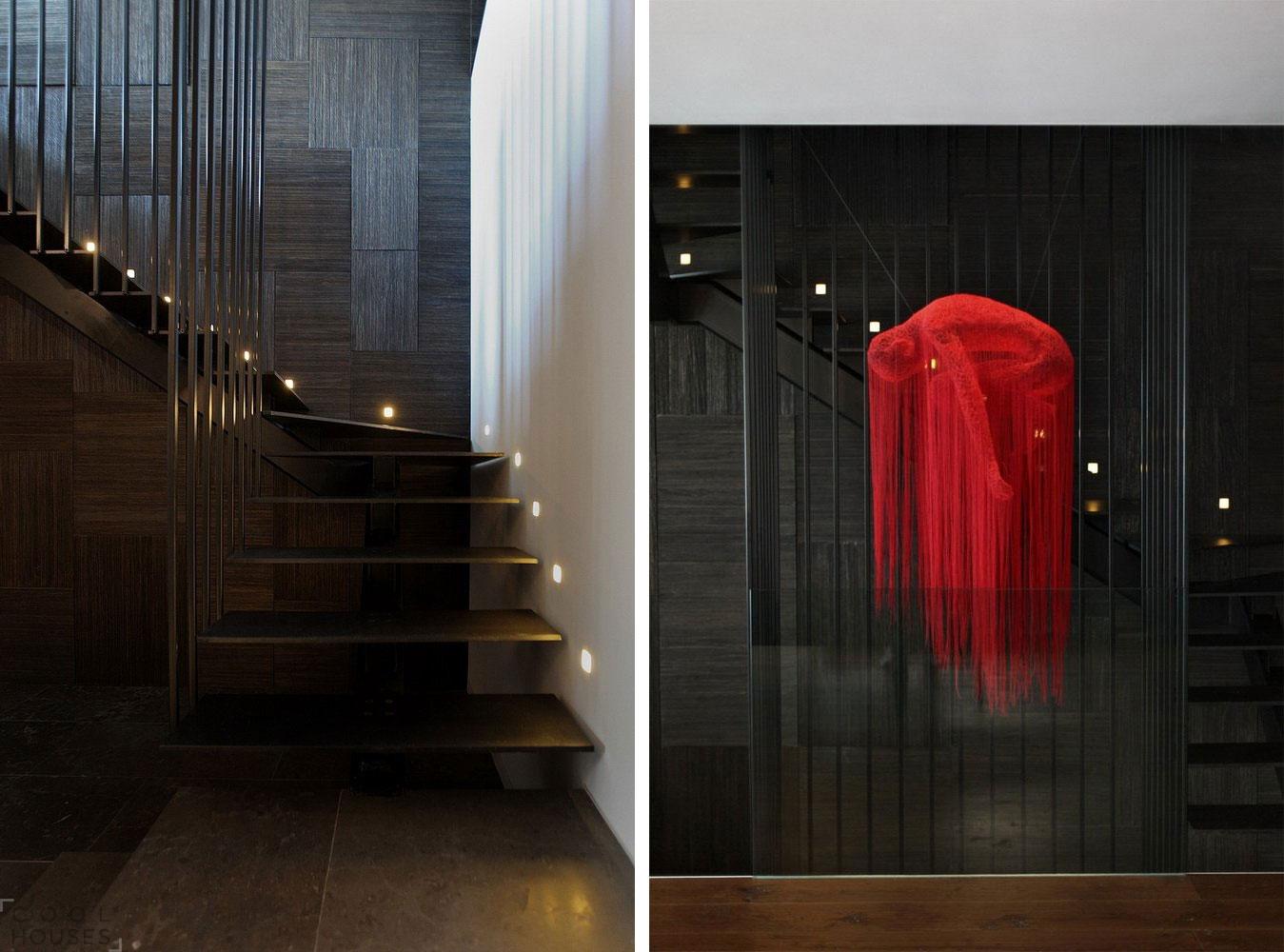 Апартаменты лофт в Стамбуле от студии Tanju Özelgin