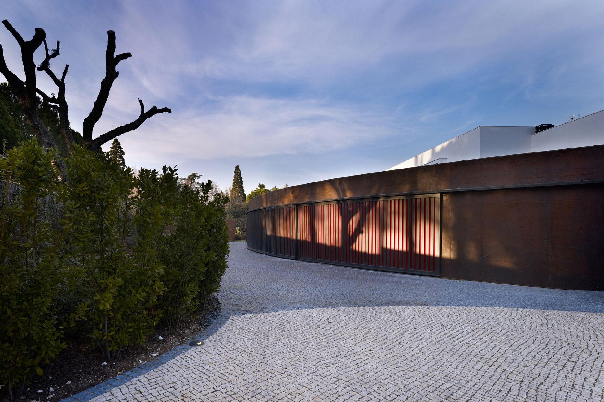 Хай-тек дом - фото от студии GHG Architects