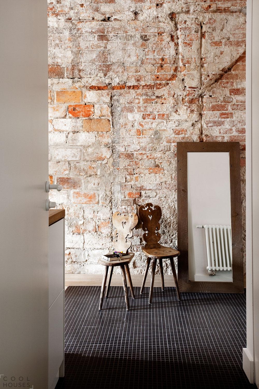 Небольшая квартира в классическом стиле от студии KW Studio