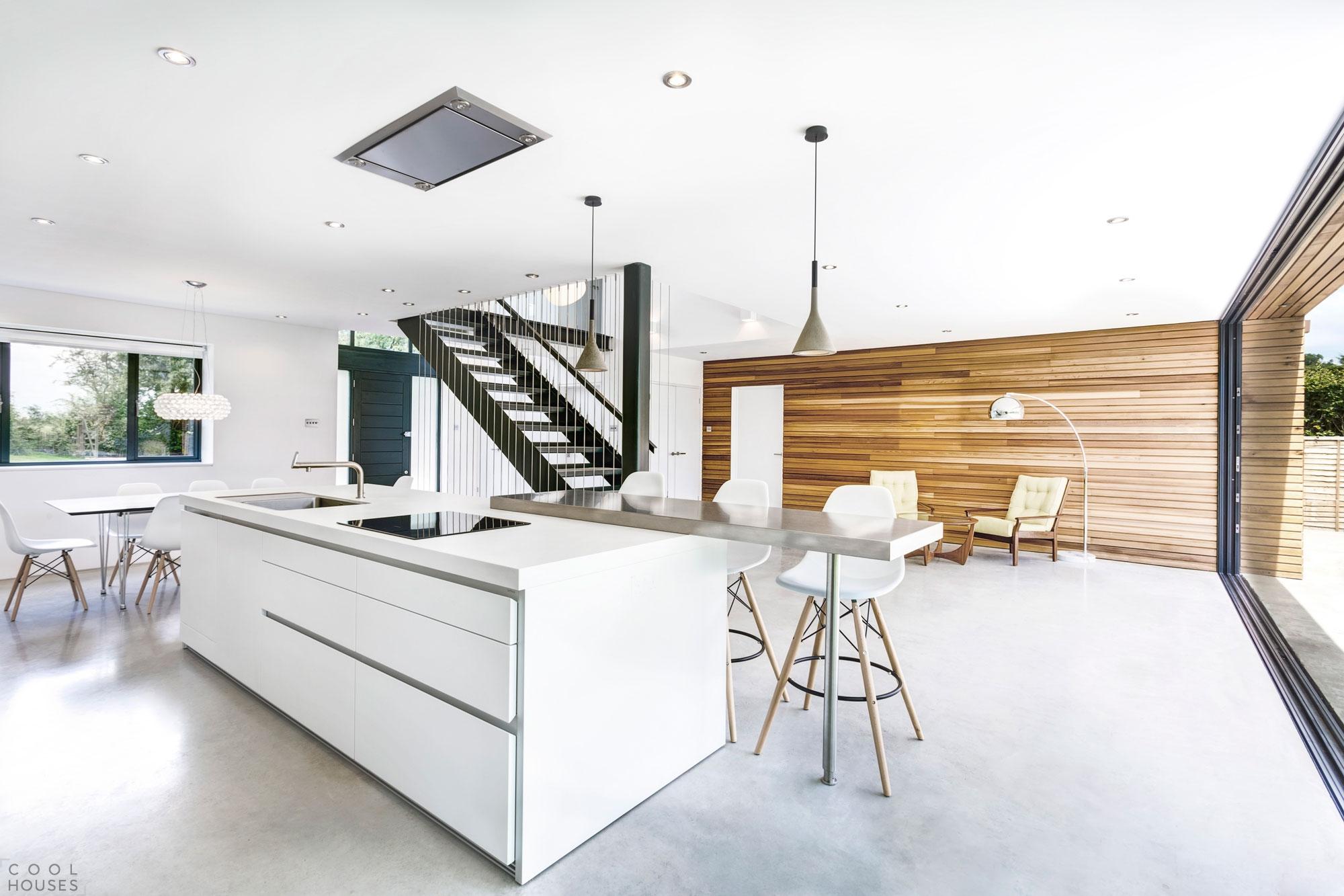 Реставрация частного дома от студии AR Design Studio