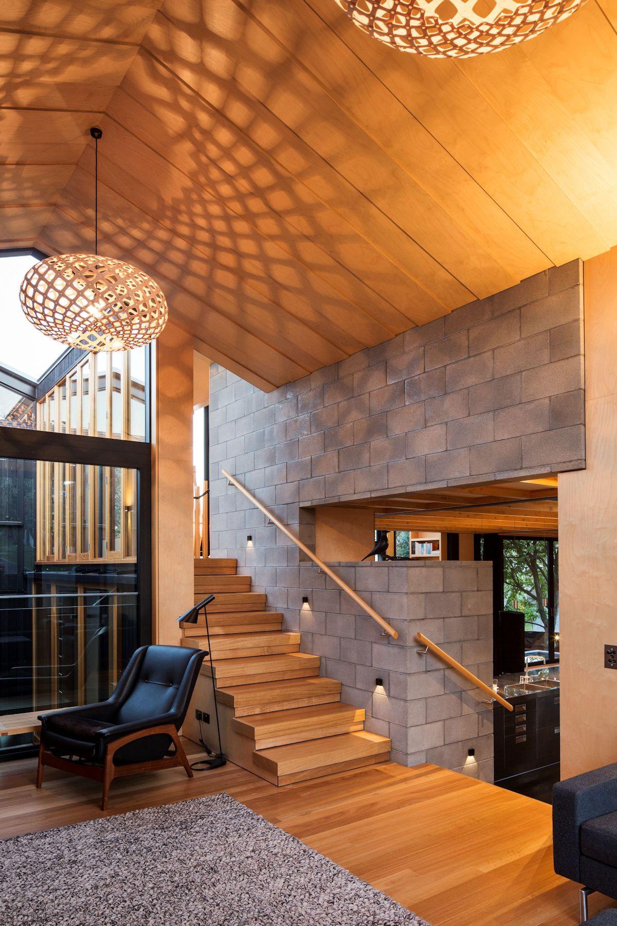 Уютный семейный дом в Новой Зеландии