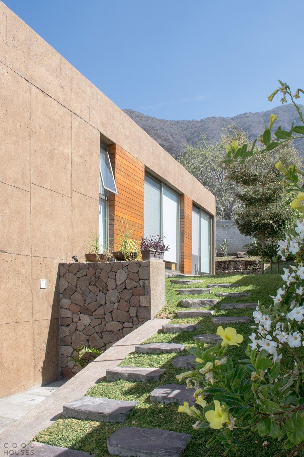 Великолепный дом с шикарным видом в Мексике