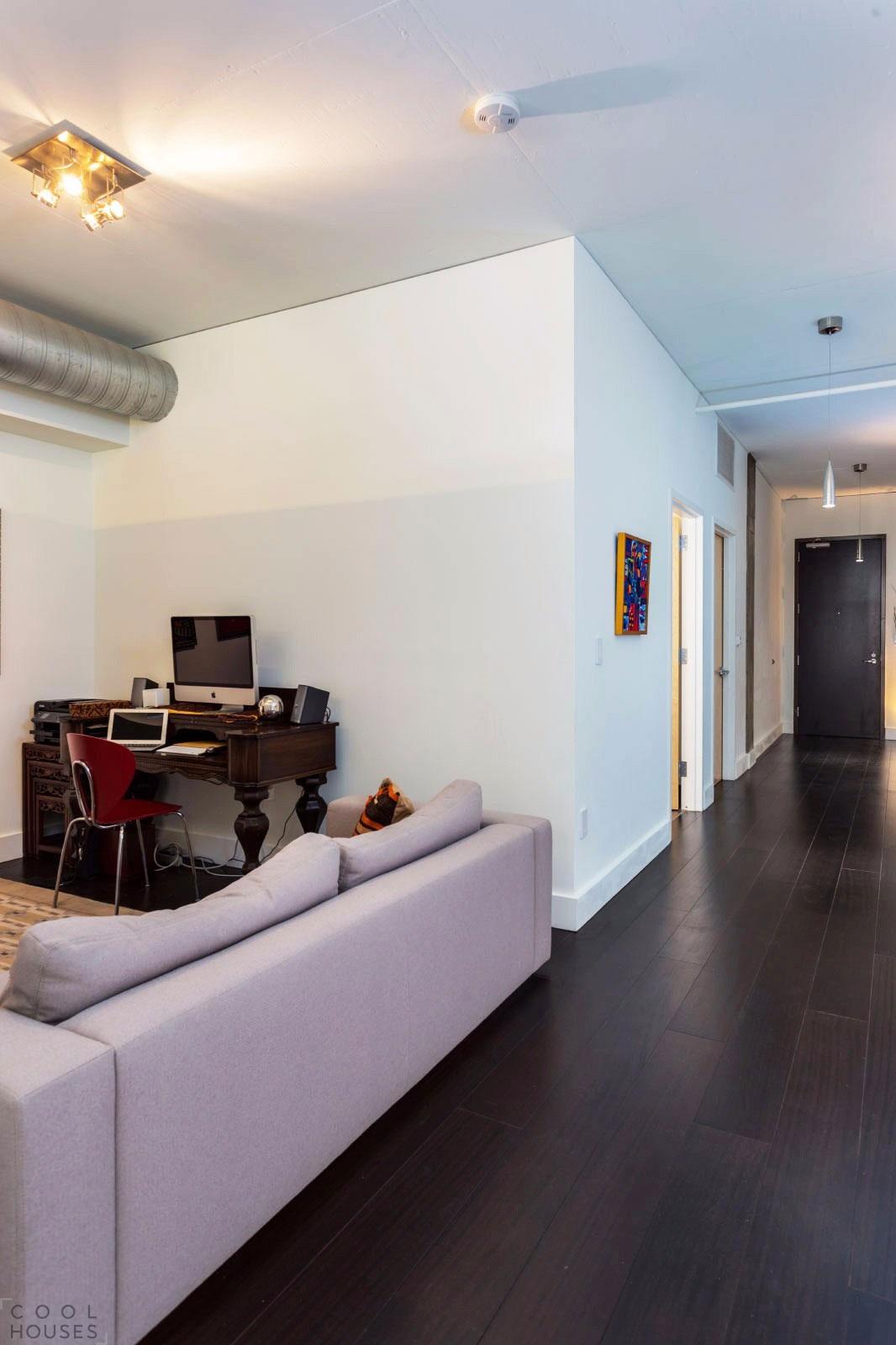 Элегантный современный лофт от BAM Design Lab в Лос-Анджелесе, США