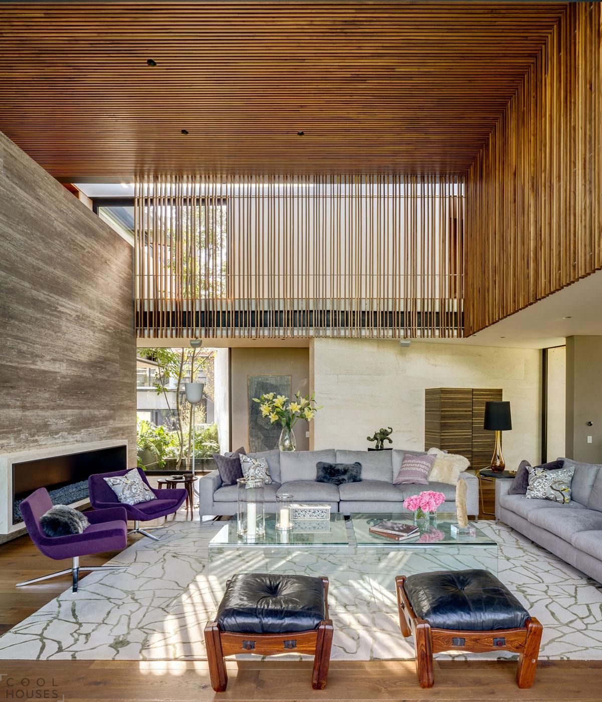 Очаровательная частная резиденция в Мехико, Мексика, от VGZ Arquitectura