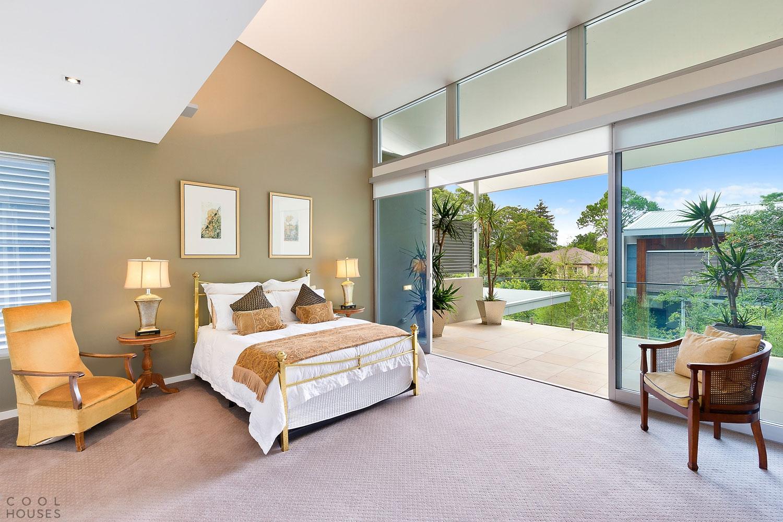 Особняк с роскошным интерьером в пригороде Сиднея, Австралия