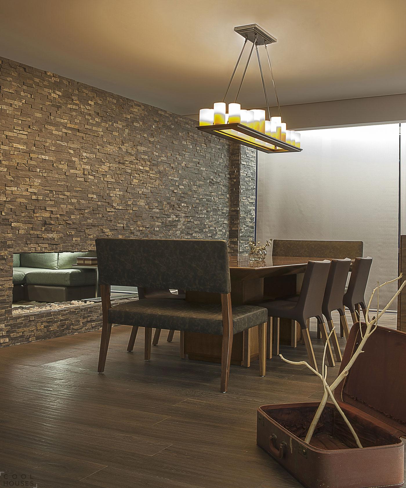 Шикарная квартира DL Apartment в Мехико, Мексика