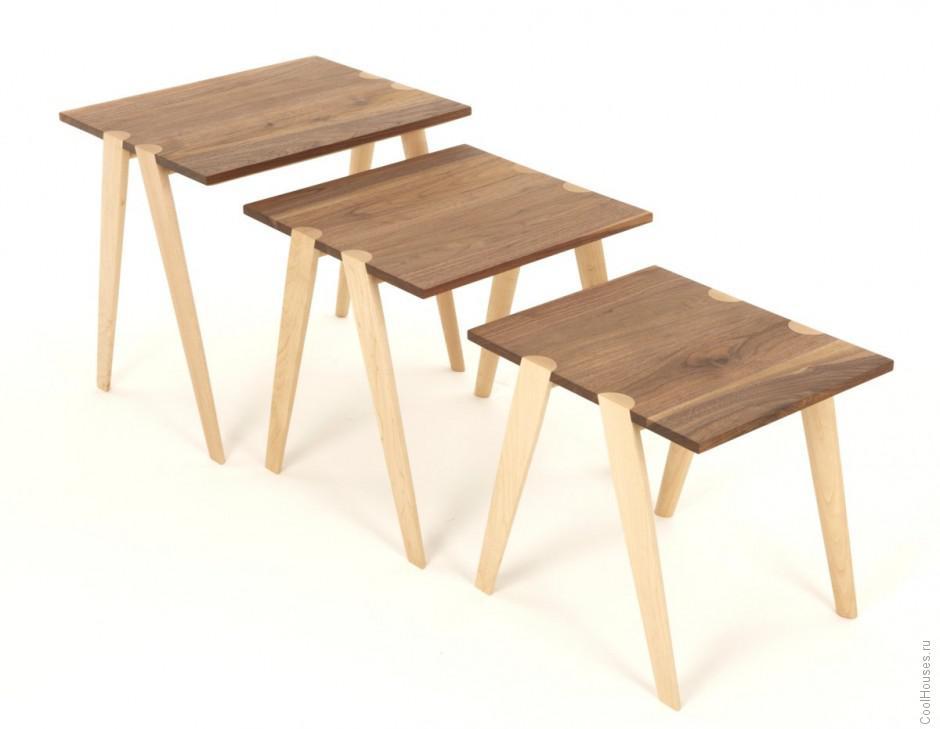Последняя коллекция оригинальной мебели от Dare Studio