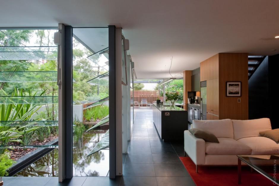 Дом для пожилой пары в Сиднее