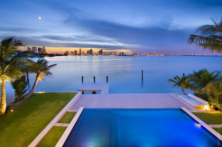 Вилла на пляже Майами