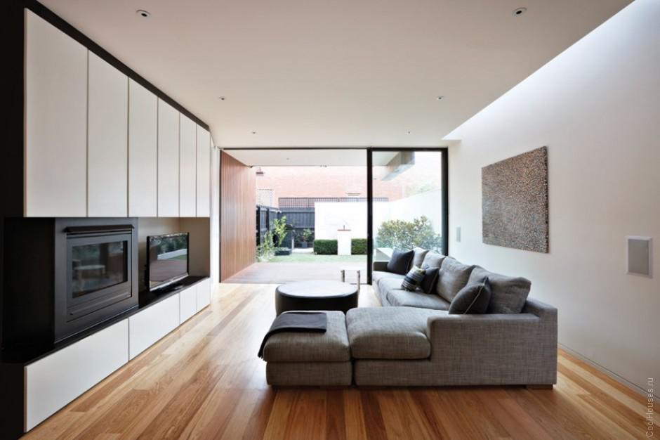 Дизайн дома в Австралии