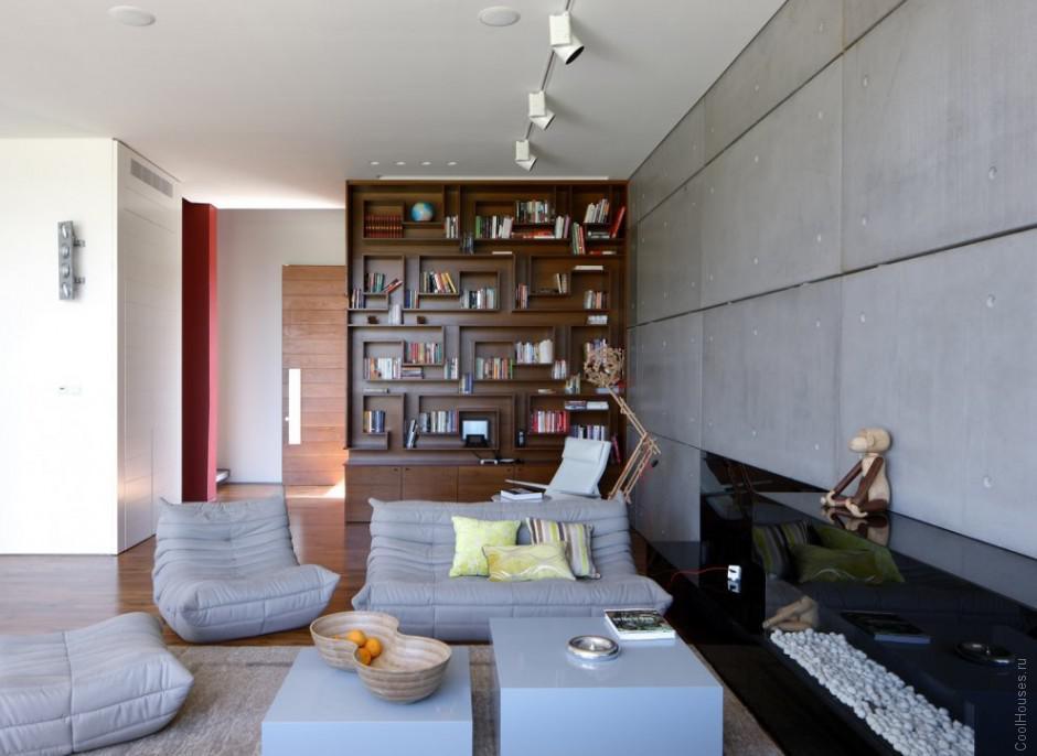 Интересный дом в Израиле