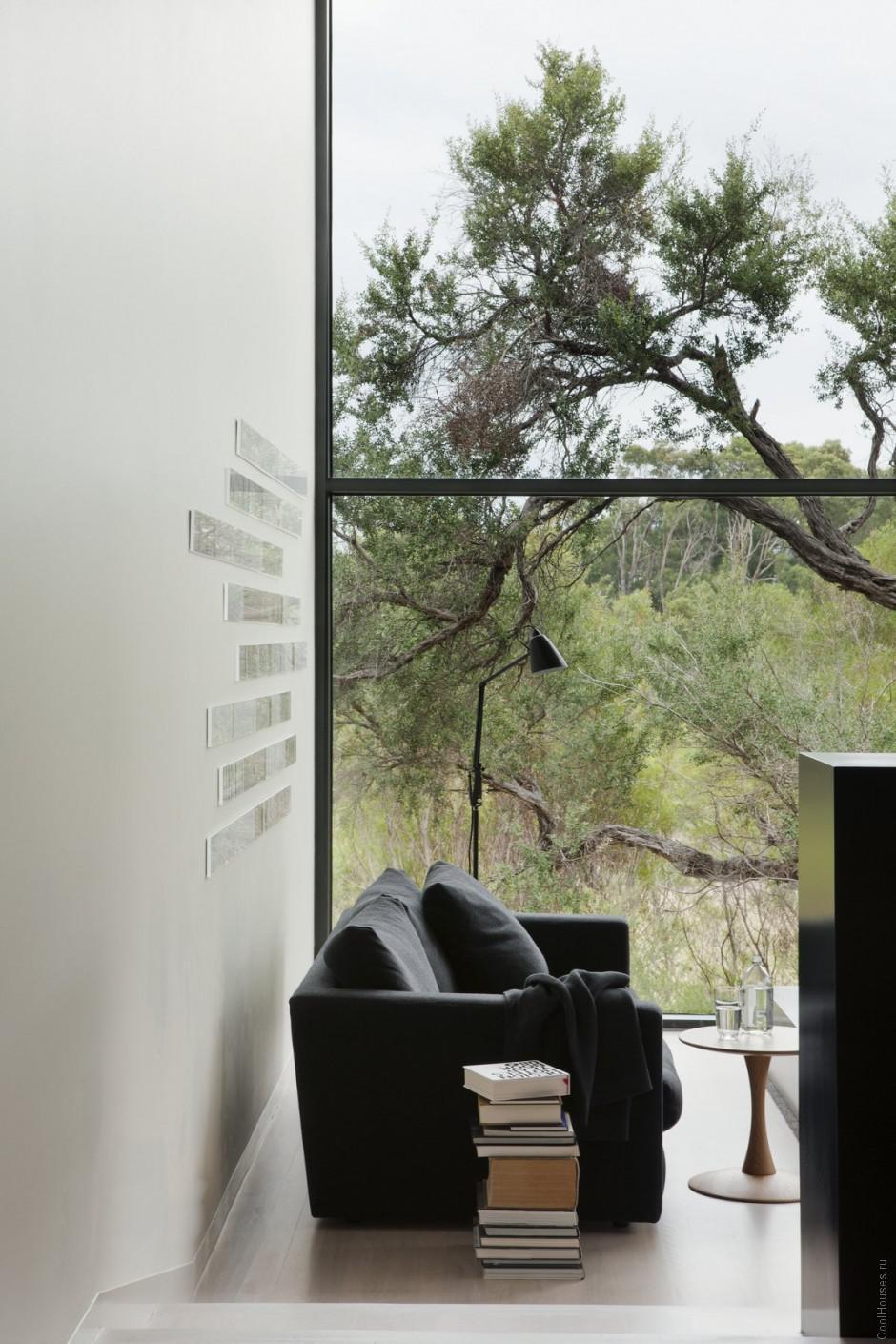 Ridge Road - красивый дом в Австралии