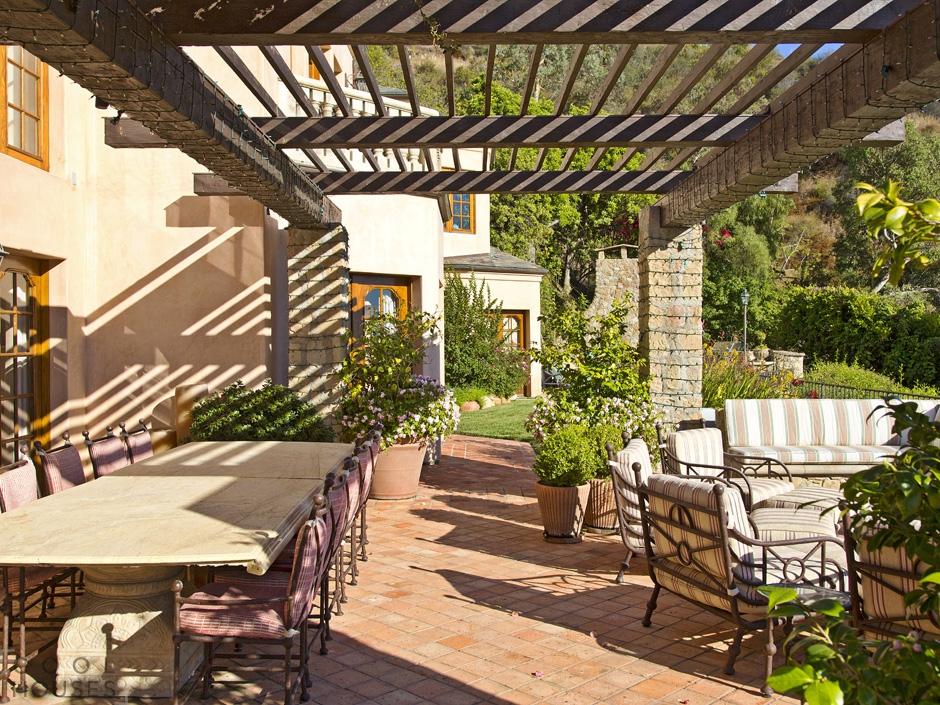 Классический особняк в Калифорнии за 15 млн. долларов
