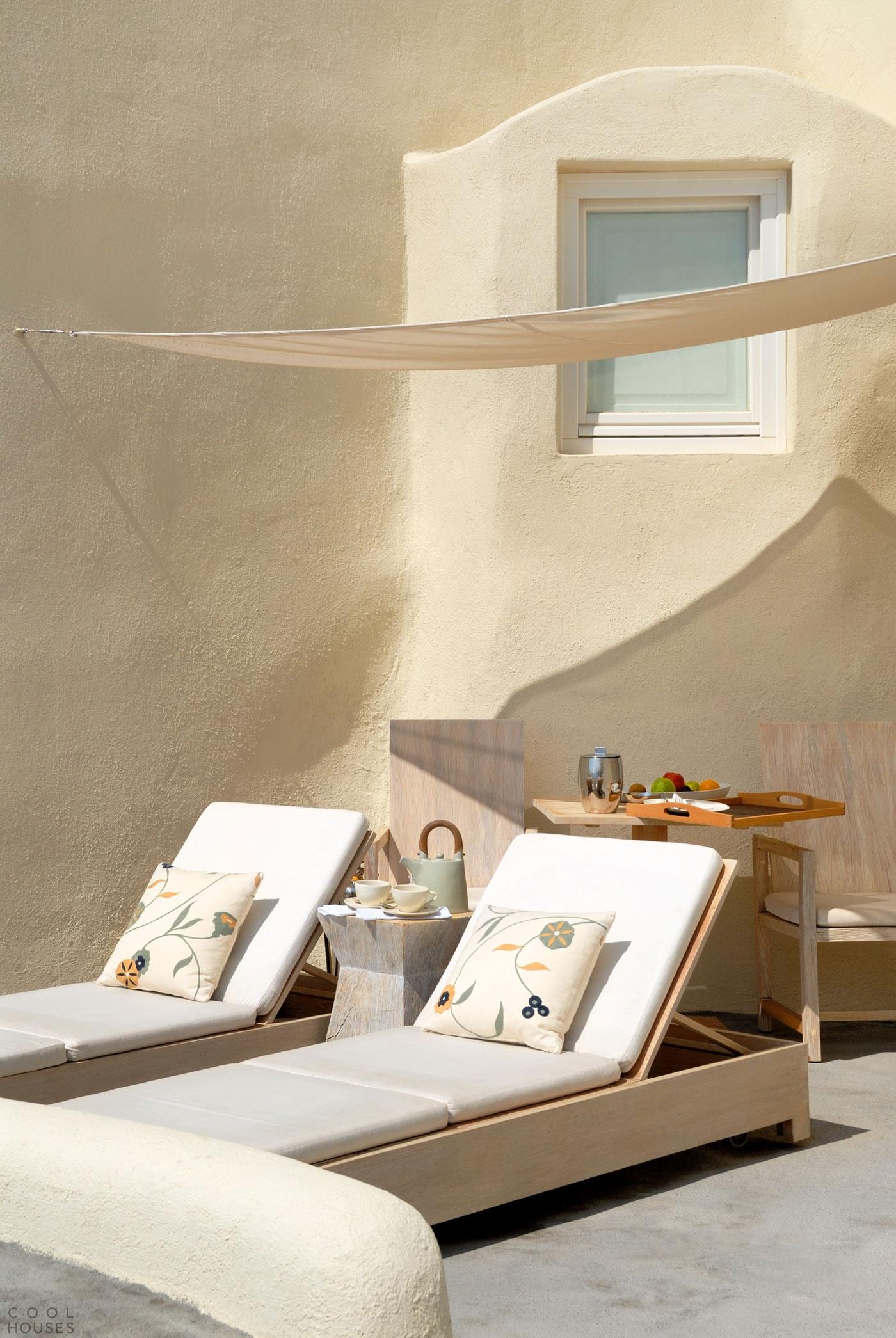 Один из лучших отелей мира: Mystique в Греции