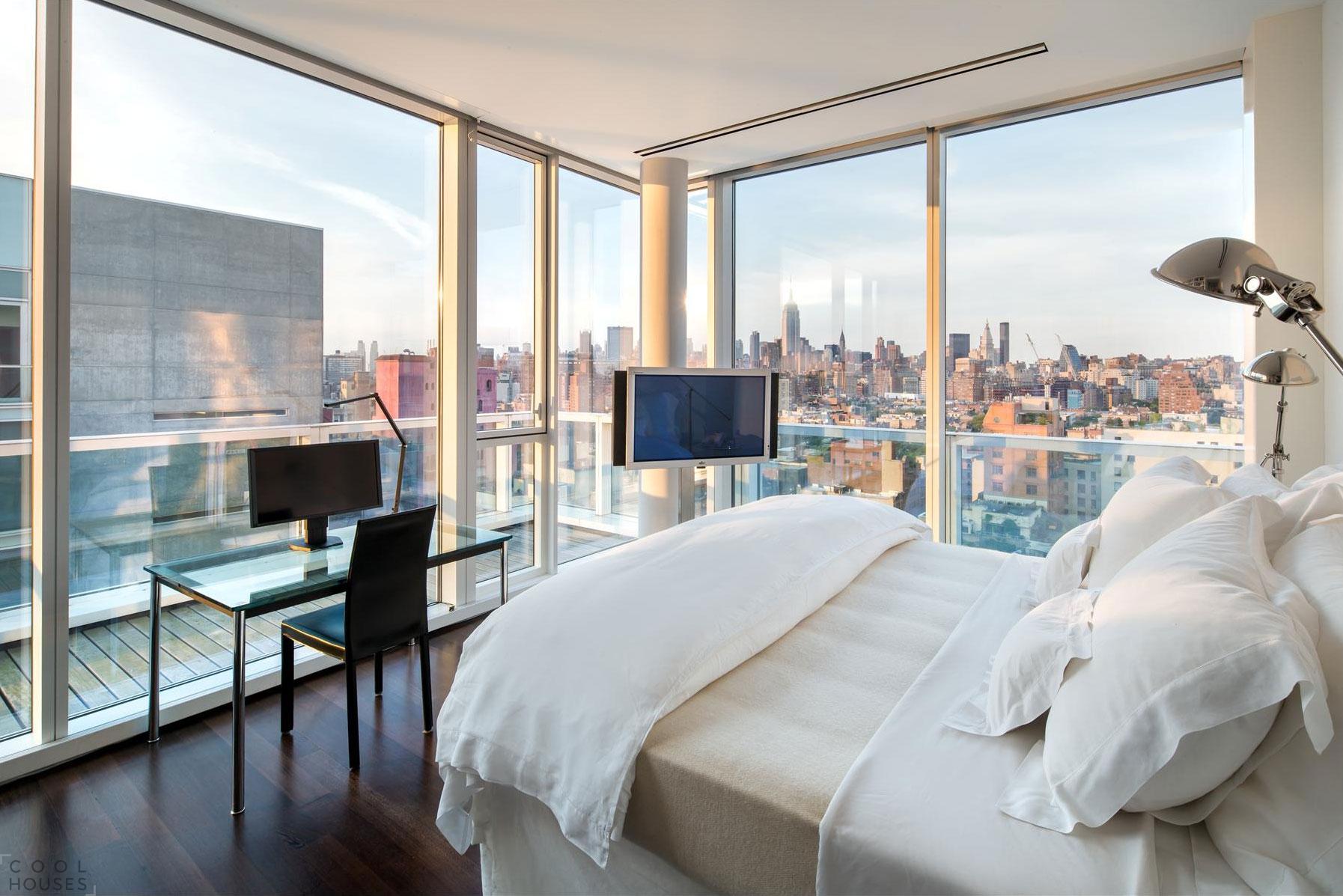 Роскошные апартаменты на Манхэттене