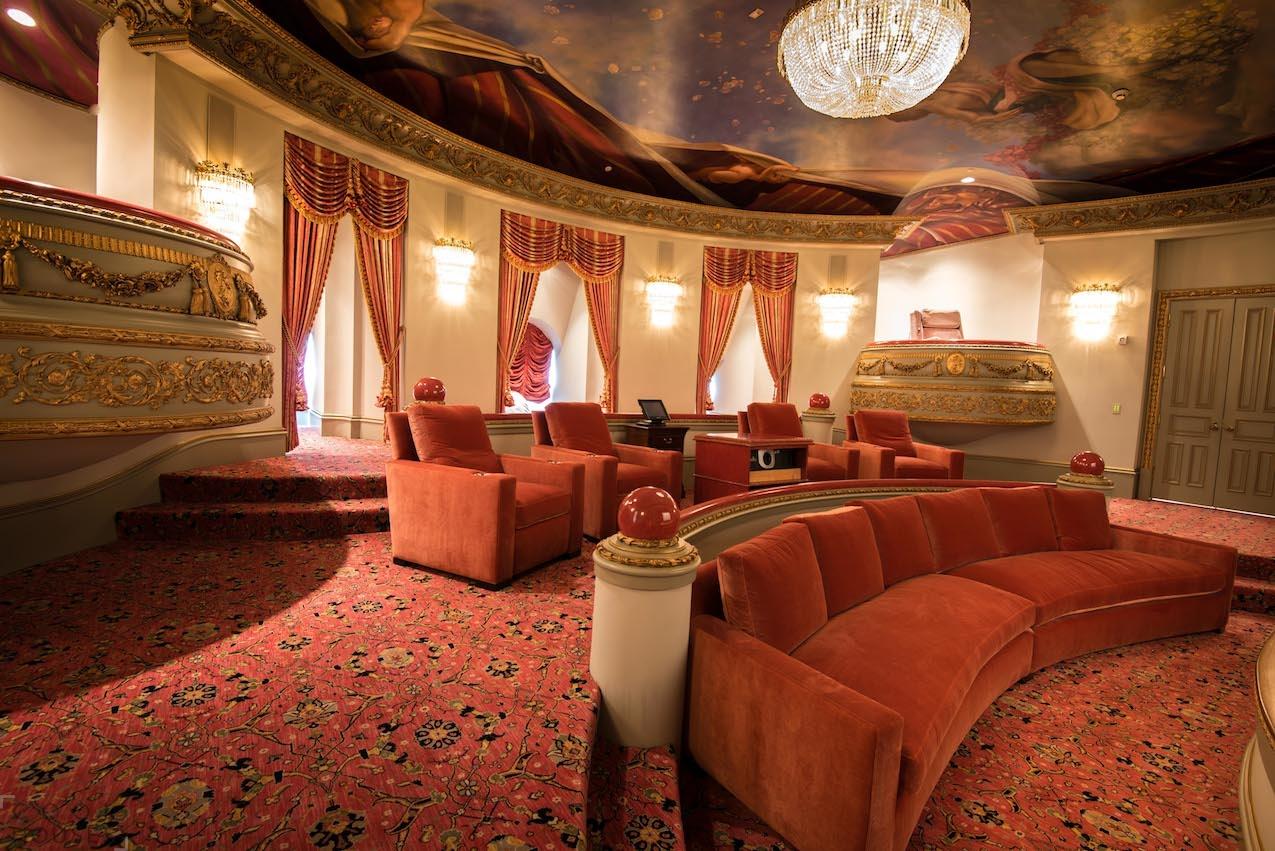 Шикарный особняк-дворец в США за 35 млн. долларов