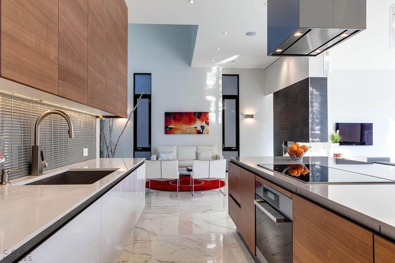 Современный элегантный дом построенный в Торонто