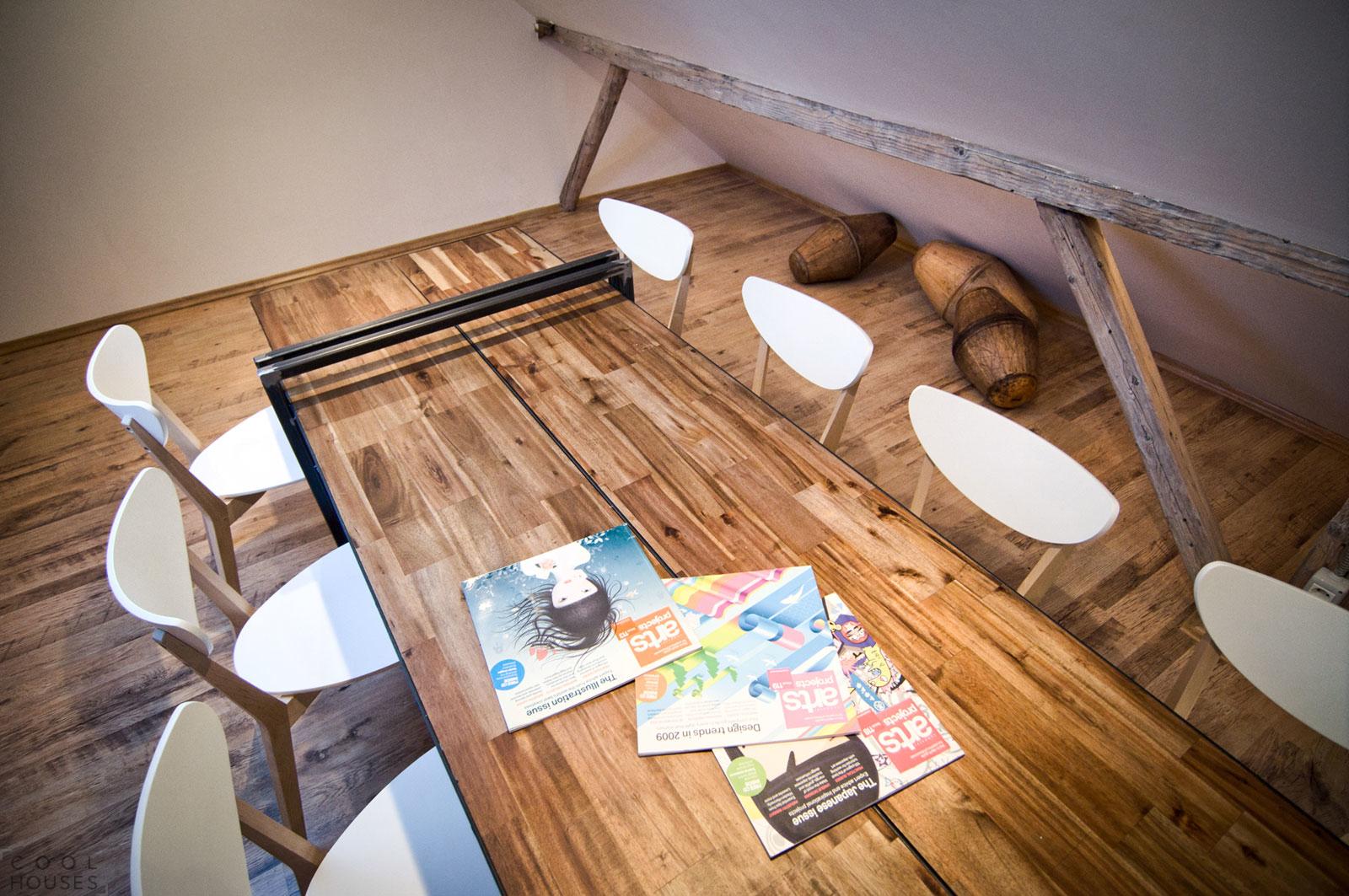 Дизайн офиса студии X3 в городе Тимишоара, Румыния