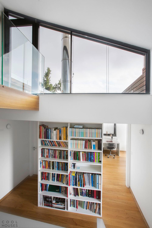 Современный дизайн частного дома в Братиславе, Словакия