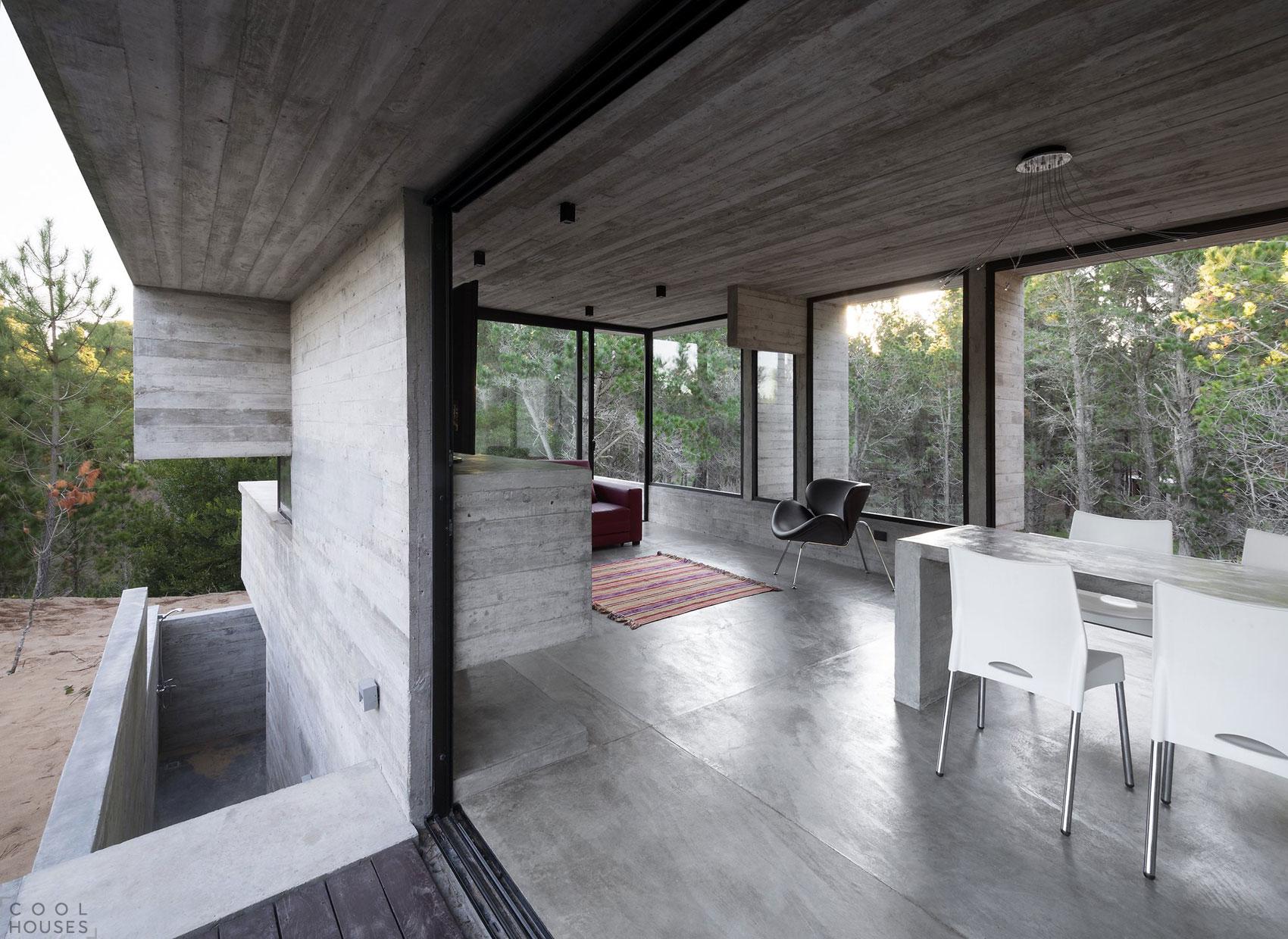 Уютный загородный Дом Вейн в Аргентине