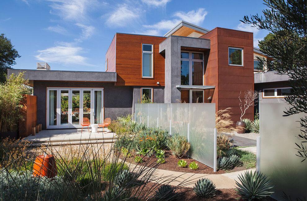 Великолепная двухэтажная вилла в Лос-Альтос, США