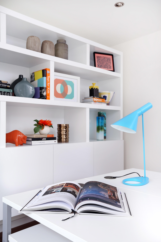 Яркий стильный интерьер дома от студии LLI Design